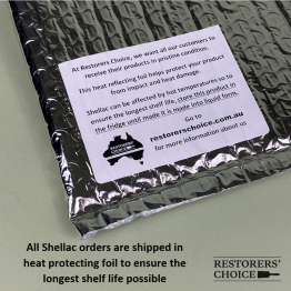 heat protecting foil
