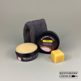 natural clear beeswax furniture polish timber protection and care