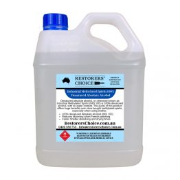 denatured absolute alcohol industrial methylated spirits